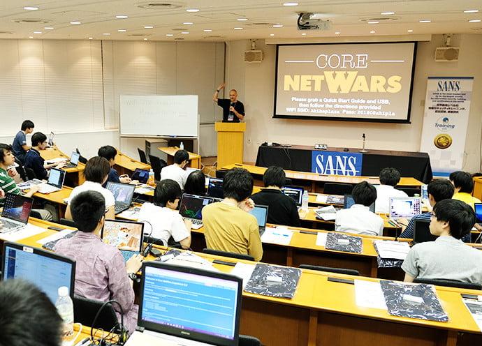 SANS NetWarsトーナメントとして、世界トップレベルのCTFを無償で体験できるセキュリティコンテストを8月に開催。