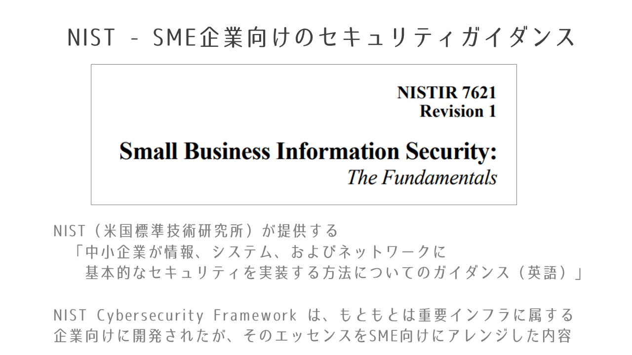 NIST-SME-Guidance-Explanation