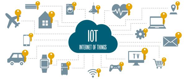 IoT機器のセキュリティ鍵管理