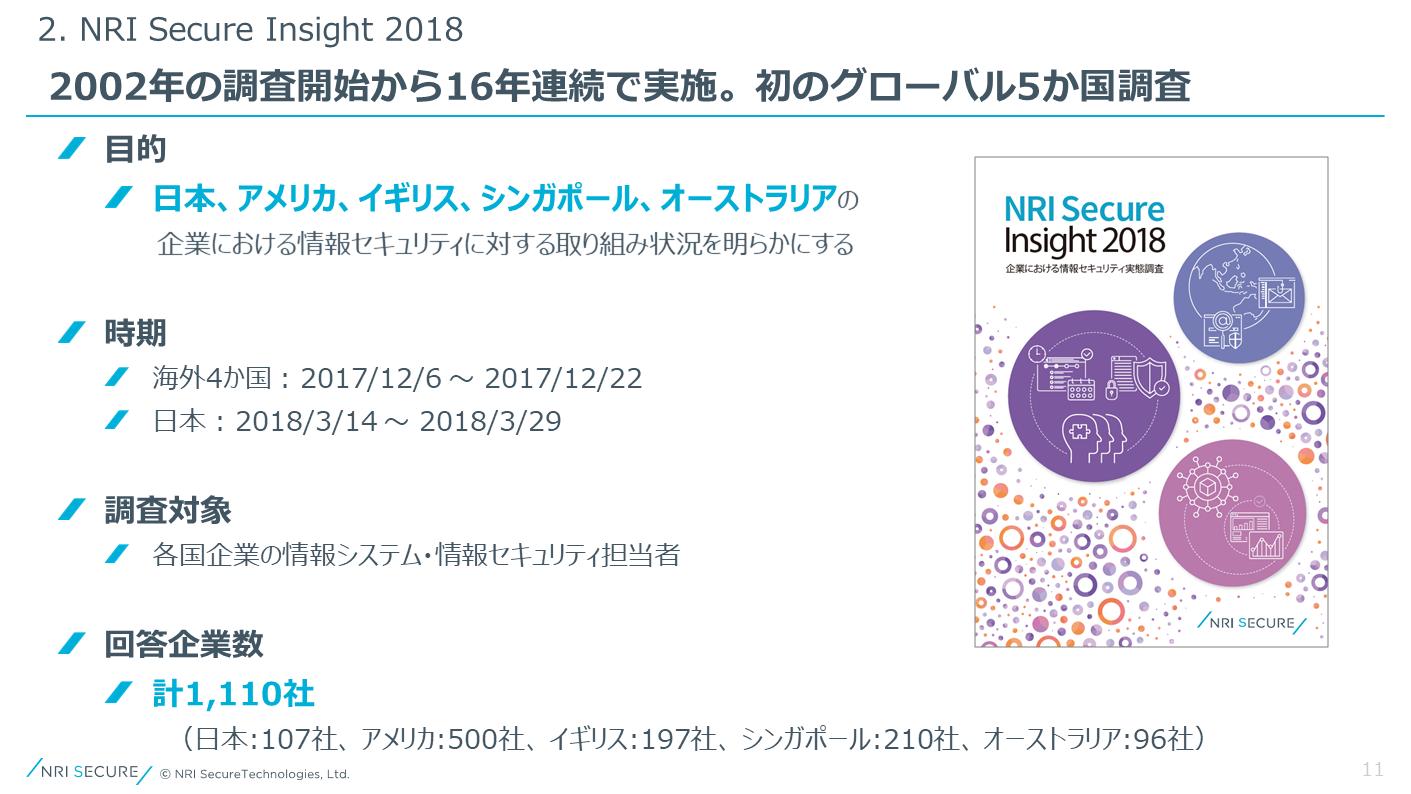 Insight2018 Summary